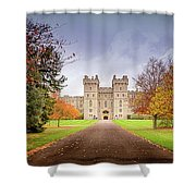 Windsor Warmer Shower Curtain