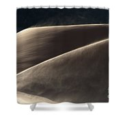 Windswept Dunes Shower Curtain