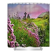 Windswept Memories Shower Curtain