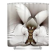 Wings In Motion Shower Curtain