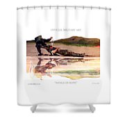 Wings Of Hope Design For T Shirts Shower Curtain