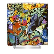 Wings Of The World Shower Curtain