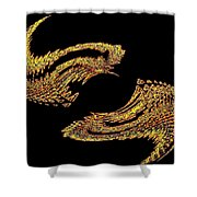 Wings Shower Curtain