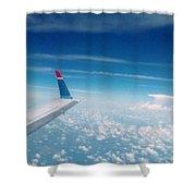 Wingtip Shower Curtain