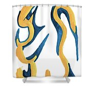 Winnipeg Shower Curtain