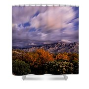 Winter Colors 23 Shower Curtain