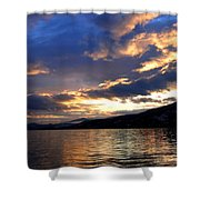 Winter Exhibition Shower Curtain