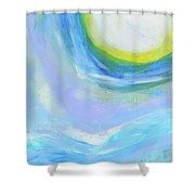 Winter High Shower Curtain