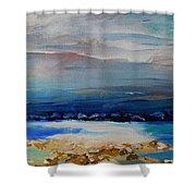 Winter Scenery Shower Curtain