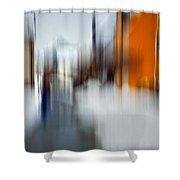 Winter Sins Shower Curtain