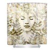 Winter Sonata Shower Curtain