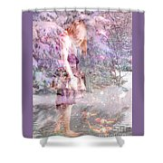 Winter Wonderland 2 Shower Curtain