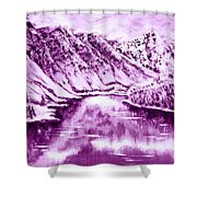 Winter's Charm Shower Curtain