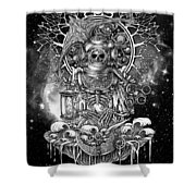 Winya No. 73 Shower Curtain