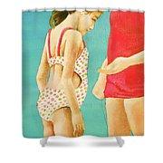 Wip- Mack's Room Shower Curtain