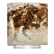 Whipped Goodness  Shower Curtain