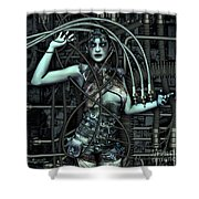Wired Shower Curtain