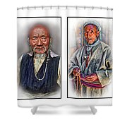 Wisdom - Such A Long Journey 3 Shower Curtain