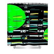 Wish - 224 Shower Curtain