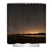 Wish Upon The Stars Shower Curtain