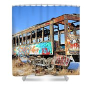 Wishing For Better Days Shower Curtain by Gary Whitton