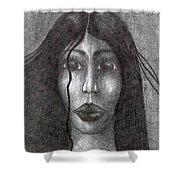 Wisp Shower Curtain