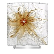 Wispy Shower Curtain