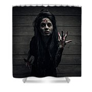 Witch 2 Shower Curtain