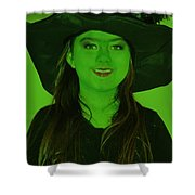 Witch Craft Shower Curtain