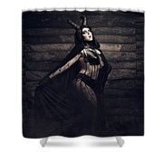 Witch4 Shower Curtain
