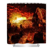 Witches Shower Curtain