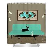 Witco World Shower Curtain