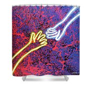 Within Reach Shower Curtain