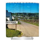 Withypool Shower Curtain