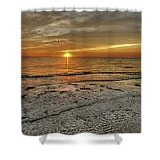 Witness - Florida Sunset Shower Curtain