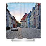 Wittenberg Morning Shower Curtain