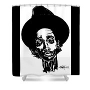 WIZ Shower Curtain