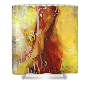 Wizardly Shower Curtain