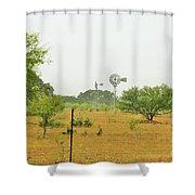 Wm023 Shower Curtain