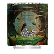 Wonderous Stories Shower Curtain
