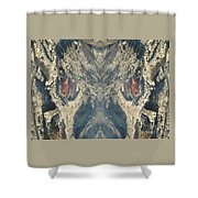 Wolf Spider Shower Curtain