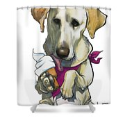 Womack 3291 Trina-k Shower Curtain