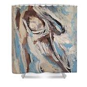 Woman 5 Shower Curtain