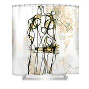 Women 3981 Shower Curtain