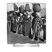 Women Of Camp Shower Curtain
