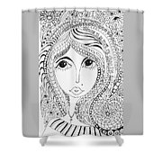Women Of Faith 2 Shower Curtain