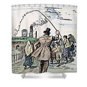 Womens Rights, 1915 Shower Curtain