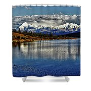 Wonder Lake IIi Shower Curtain