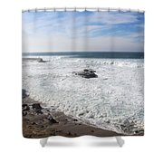 Wonderful Water Shower Curtain