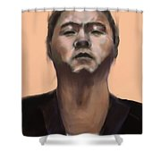 Wong Shower Curtain